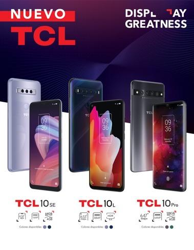 Equipos TCL Perú
