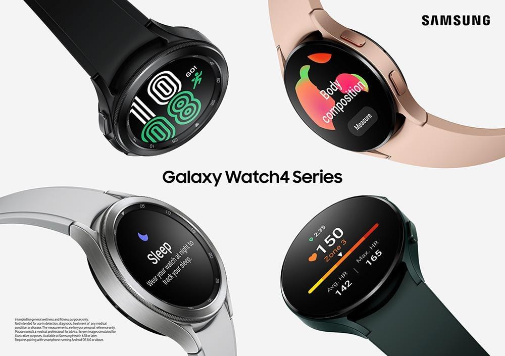 Galaxy Watch 4 y Galaxy Watch 4 Classic