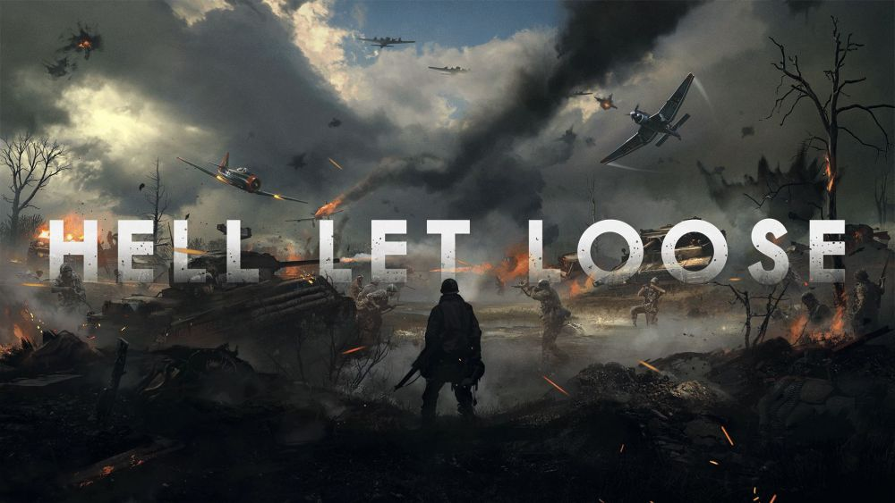 HELL LET LOOSE LETS LOOSE ON PLAYSTATION 5 AND XBOX SERIES XS