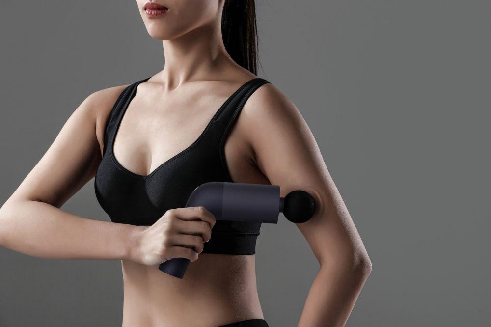 HONOR CHOICE Massage Gun - uso