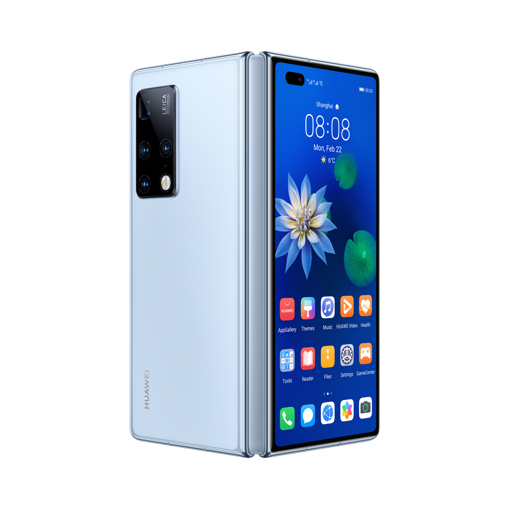 HUAWEI Mate X2 Crystal Blue