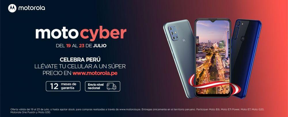 Hello MotoCyber en Perú 2