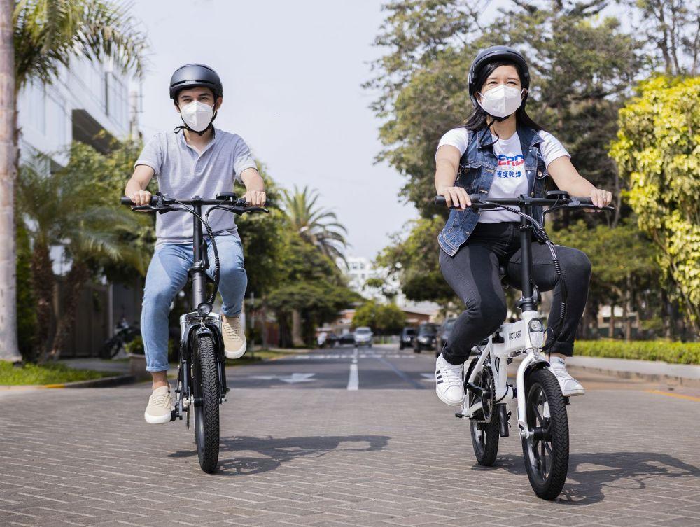 """Día Mundial del Medio Ambiente: """"un scooter eléctrico reduce a la mitad las emisiones de CO2 producidas por un automóvil tradicional"""""""