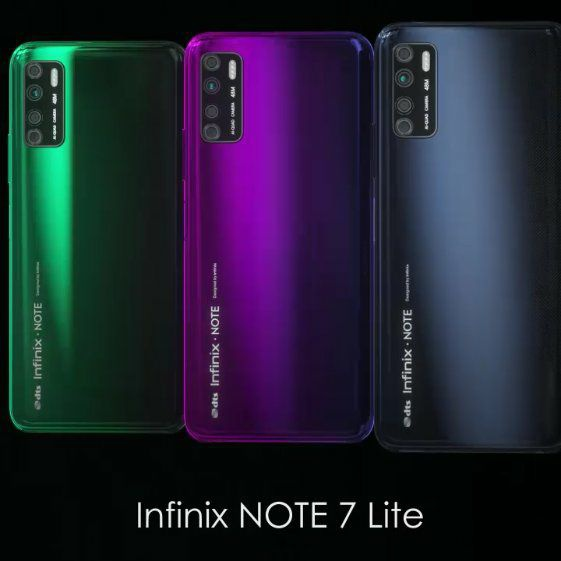 Infinix Note Lite 7 en Perú - Technopatas.com