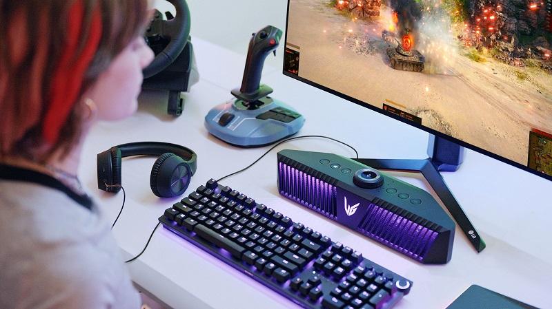 LG Gaming Speaker 02