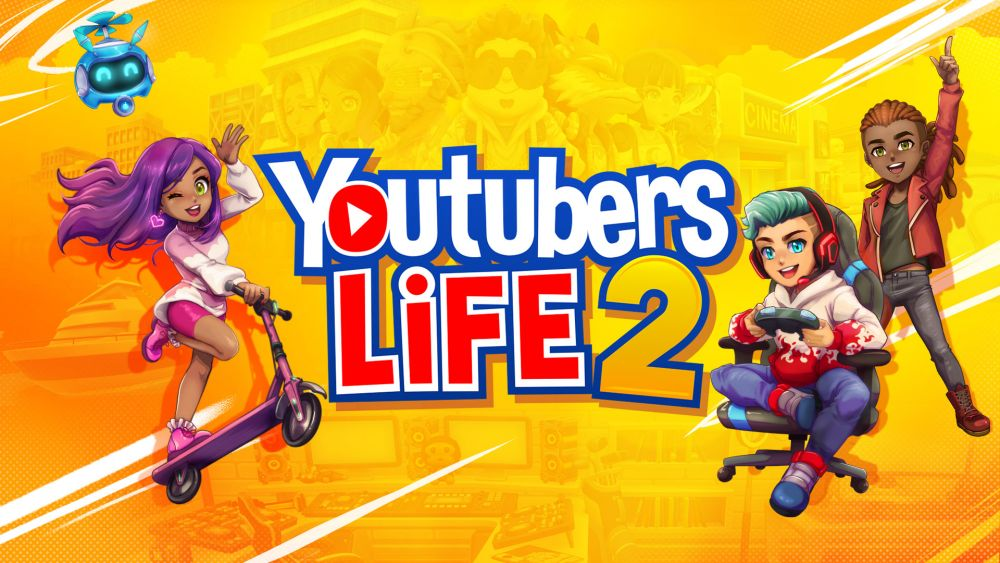 PewDiePie and Rubius On Board to Serve as Mentors in Content Creator Simulator 'Youtubers Life 2'