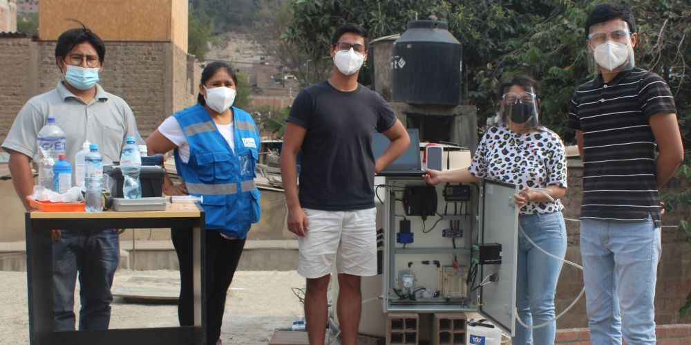 Medidor de cloro residual 3