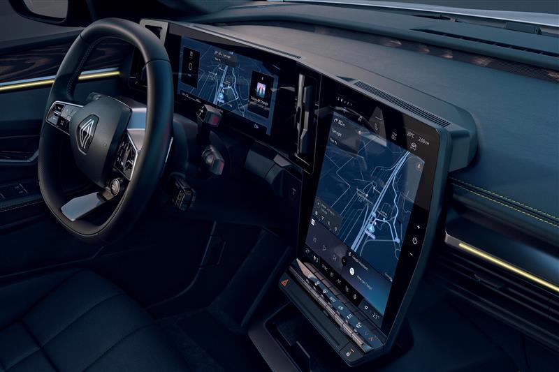 Mégane E-TECH Electric (Renault)