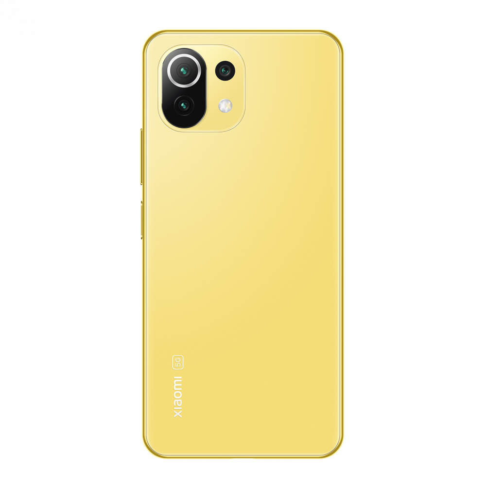 Mi 11 Lite 5G Amarillo Cítrico