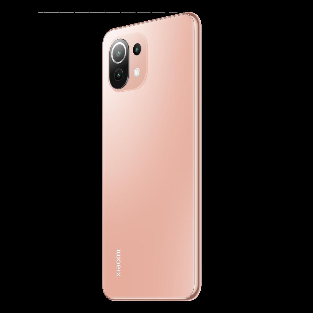 Mi 11 Lite_Peach Pink