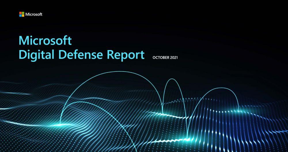 Microsoft Difgital Defense Report 2021