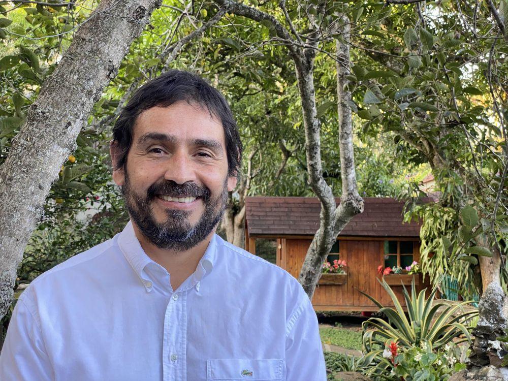 Milton Quiroga, gerente Cyte
