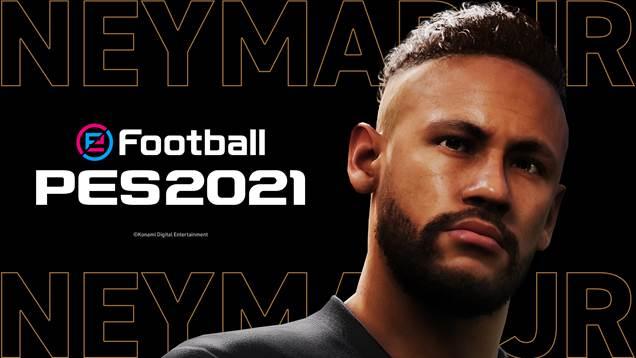 Neymar Jr eFootball PES