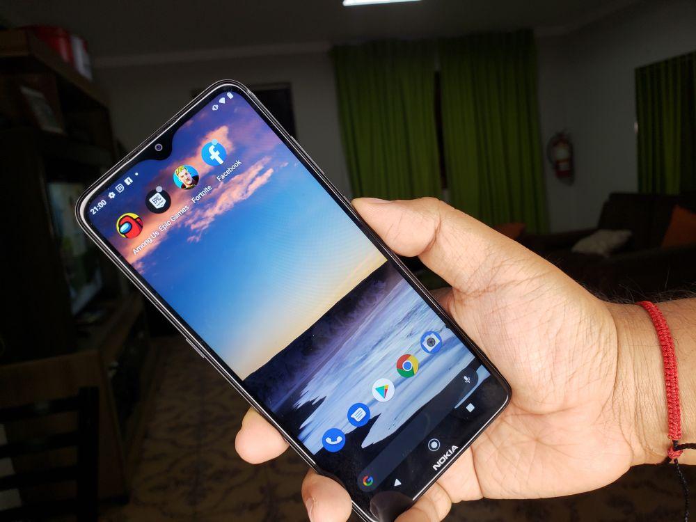 Nokia 5.3 en Perú (1)