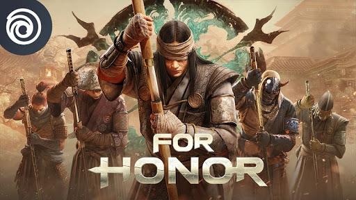 Nuevo héroe Kyoshin para For Honor