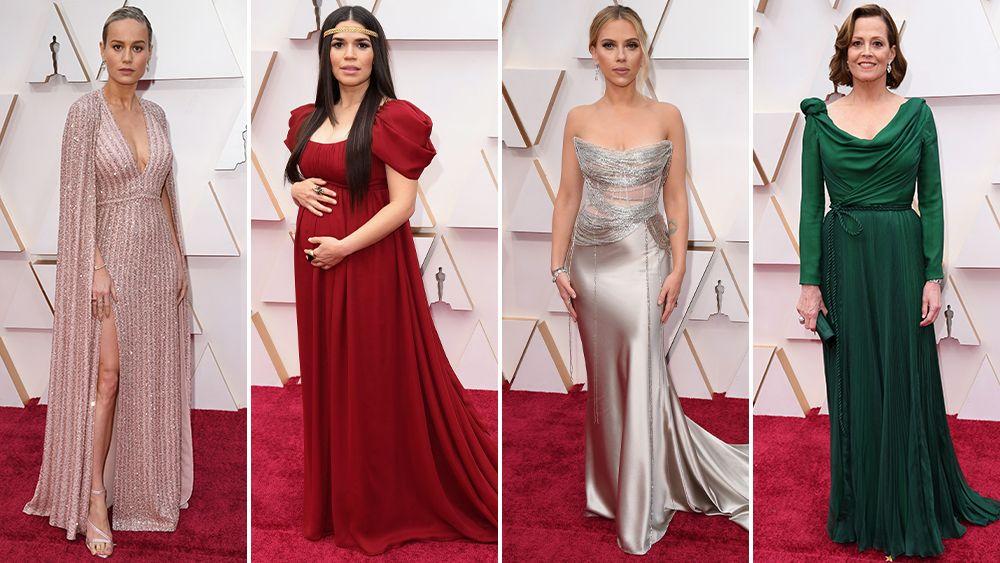 Oscars 2021 Alfombra Roja