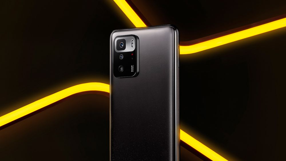 POCO X3 GT_black camera