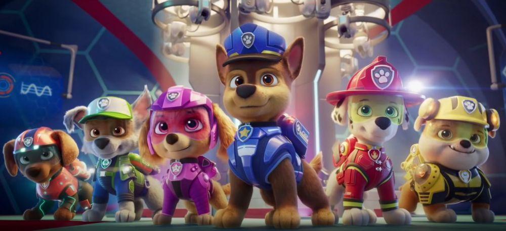 Paw Patrol Movie Still 3