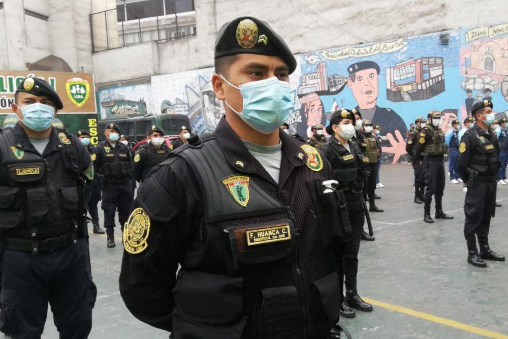 Policía Nacional del Perú - Carlos Alberto Aguilar Meza