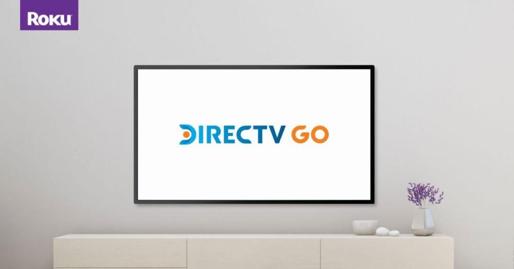 Roku y Direct TV Go