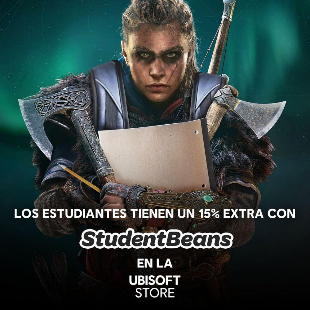STUDENT BEANS- UBISOFT STORE