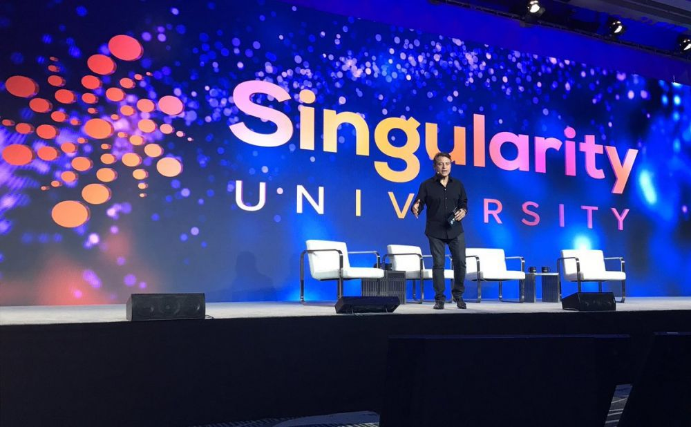 Singularity University Summit