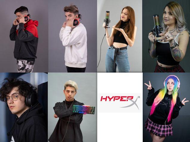 Squad HyperX