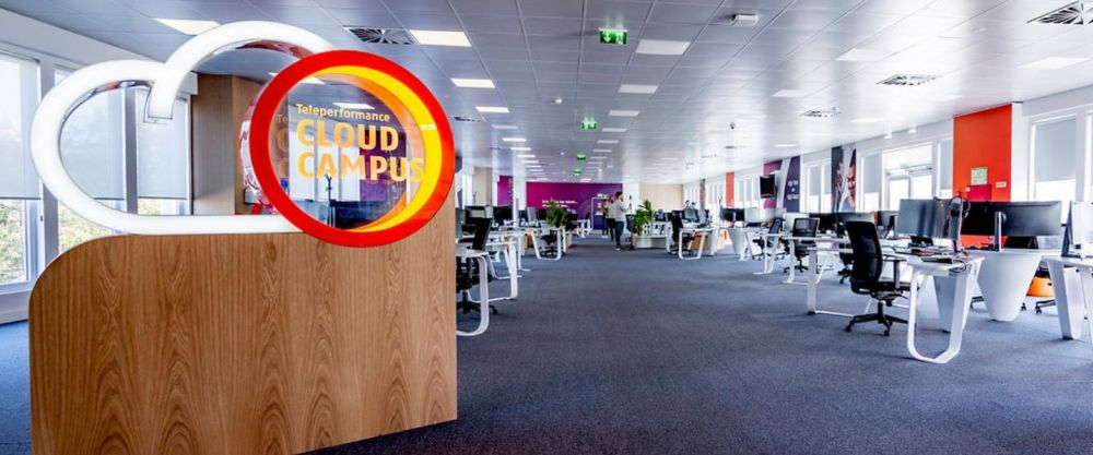 Teleperformance Cloud Campus portugal