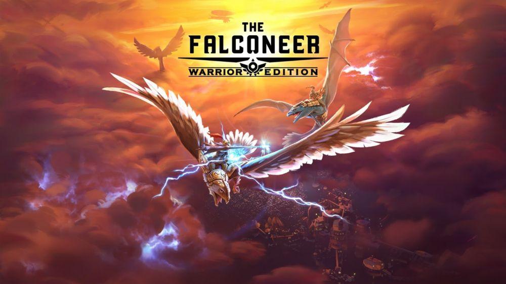 The Falconeer: Warrior Edition Soaring