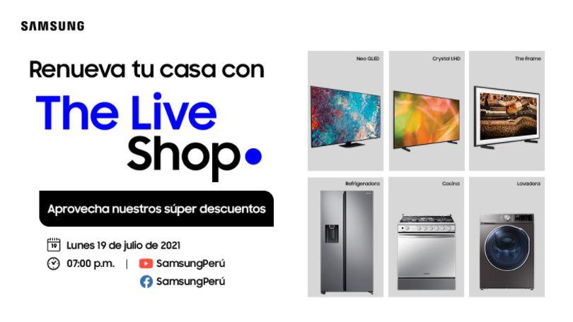The live shop VD- DA