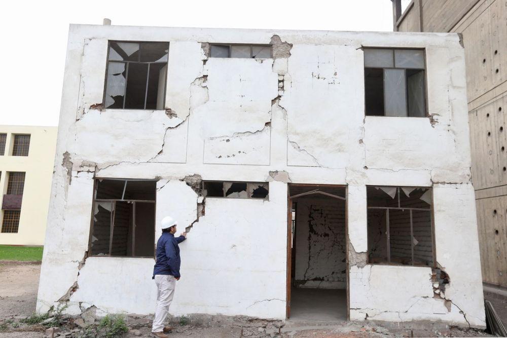 Universitarios peruanos buscan detectar automáticamente el daño de infraestructuras de concreto con el uso de tecnología