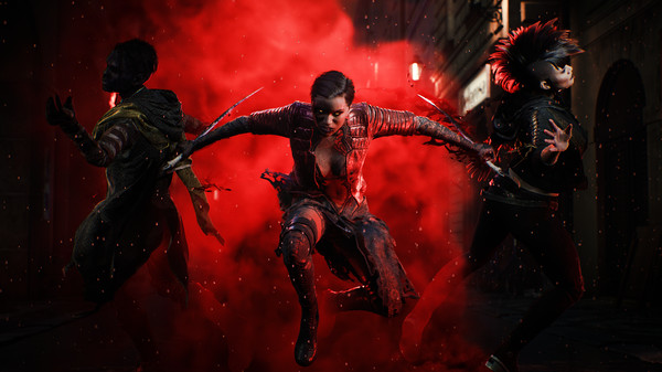 Vampire The Masquerade – Bloodhunt