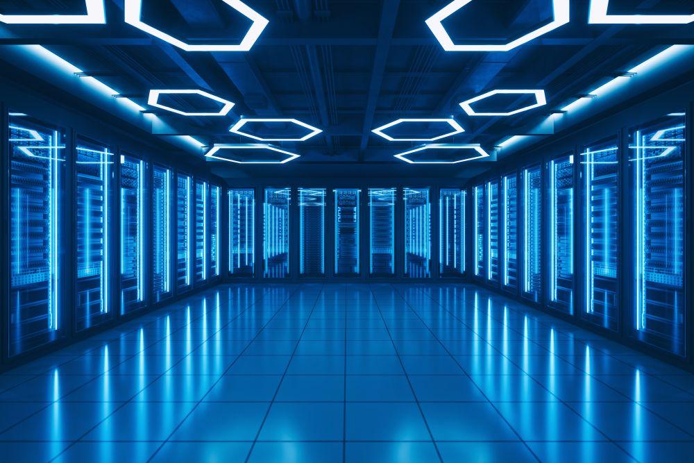 futuristic-server-room