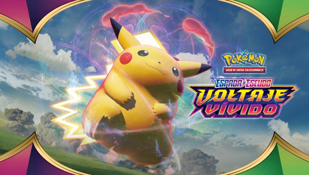 Espada y Escudo-Voltaje Vívido de The Pokémon Company International