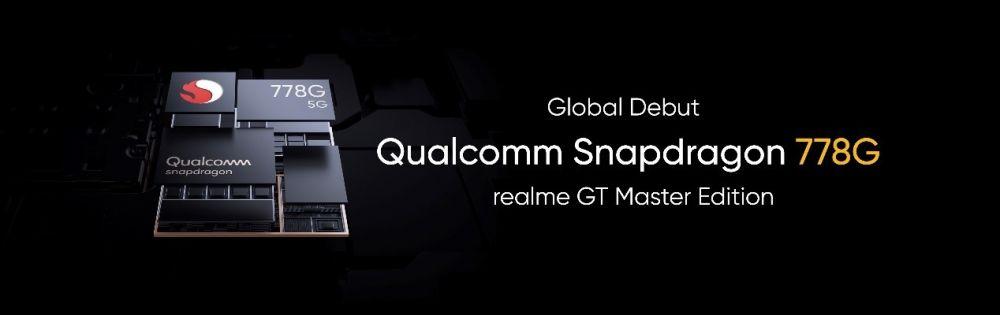realme GT Master Edition – Qualcoom Snapdragon