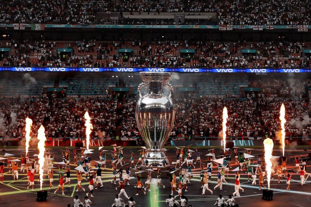 vivo presentó los momentos más bellos de la UEFA Euro 2020 1